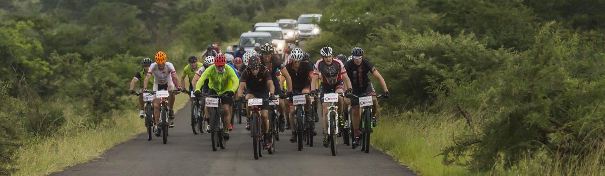 uBhejane Xtreme riders conquer exhausting task for rhinos