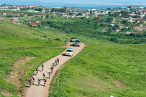 Three day ride adds to uBhejaneX appeal
